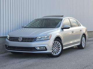 Used 2017 Volkswagen Passat 1.8 TSI |CLEAN CARFAX| Leather| Navi| Blind Spot for sale in Mississauga, ON