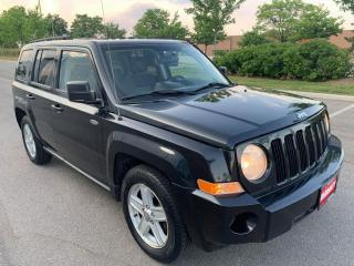 Used 2010 Jeep Patriot FWD 4DR for sale in Mississauga, ON