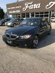 Used 2007 BMW 3 Series 328XI AWD for sale in Scarborough, ON
