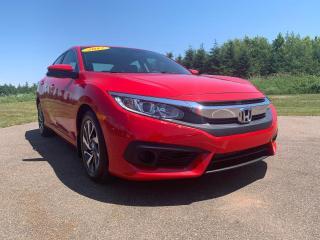 Used 2017 Honda Civic EX for sale in Summerside, PE