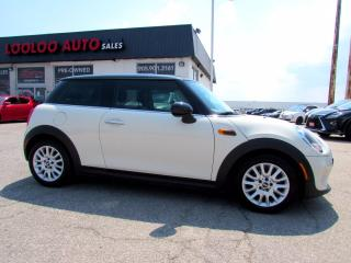 Used 2015 MINI Cooper Coupe 6 Speed manual Turbo Panoramic Sunroof Certified for sale in Milton, ON