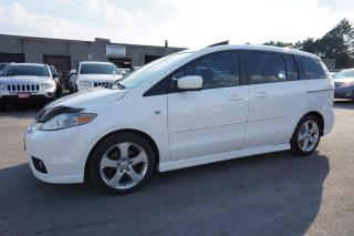 Used 2006 Mazda MAZDA5 Sport GT Automatic Certified 2 Year Warranty INCLUDED!! for sale in Milton, ON