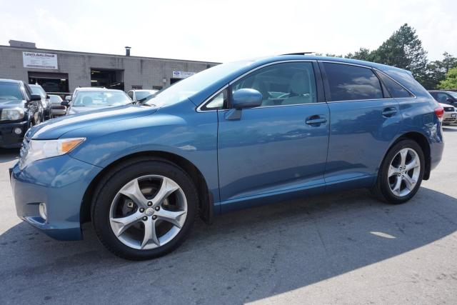2009 Toyota Venza V6 CERTIFIED 2YR WARRANTY *1 OWNER*FREE ACCIDENT* PANO SUNROOF CRUISE ALLOYS POWER TAIL GATE