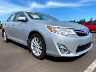 Used 2014 Toyota Camry XLE for sale in Charlottetown, PE