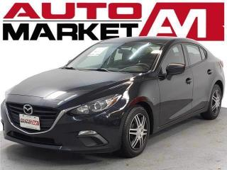 Used 2014 Mazda MAZDA3 Certified! Accident Free! We Approve All Credit!! for sale in Guelph, ON