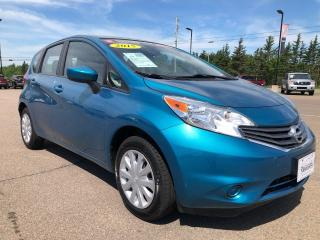 Used 2015 Nissan Versa Note S for sale in Charlottetown, PE