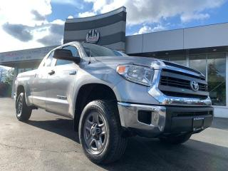 Used 2014 Toyota Tundra SR5 4WD 5.7L V8 OFF-ROAD REAR CAMERA ONLY 87KM for sale in Langley, BC