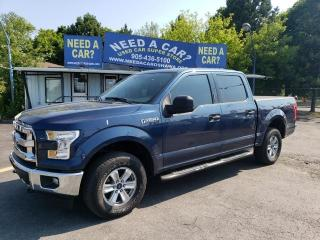 Used 2017 Ford F-150 XLT for sale in Oshwa, ON