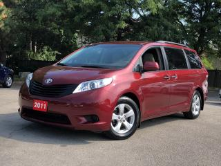 Used 2011 Toyota Sienna for sale in Stoney Creek, ON