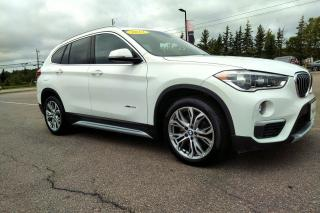 Used 2017 BMW X1 xDrive28i for sale in Charlottetown, PE