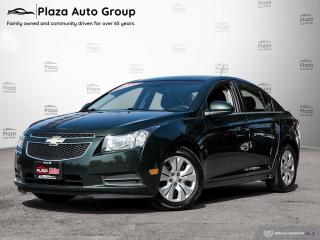 Used 2014 Chevrolet Cruze 1LT | CLEAN HISTORY | 7 DAY EXCHANGE for sale in Richmond Hill, ON