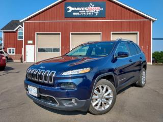 Used 2016 Jeep Cherokee Limited FWD 4dr for sale in Dunnville, ON
