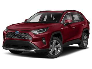 New 2020 Toyota RAV4 Hybrid Limited for sale in Grand Falls-Windsor, NL