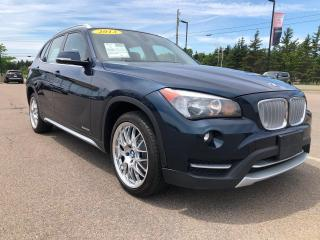 Used 2013 BMW X1 xDrive28i for sale in Charlottetown, PE