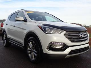 Used 2017 Hyundai Santa Fe Sport 2.0T SE AWD for sale in Summerside, PE