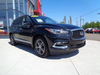 Used 2019 Infiniti QX60 PURE AWD for sale in Summerside, PE