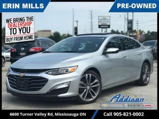 Used 2020 Chevrolet Malibu Premier  NAVI|ADAPTIVE CRUISE|PANO ROOF for sale in Mississauga, ON