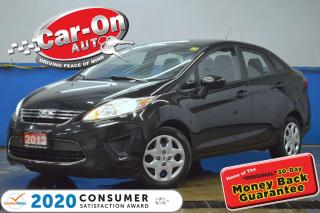 Used 2012 Ford Fiesta SE AUTO A/C POWER GROUP BLUETOOTH for sale in Ottawa, ON
