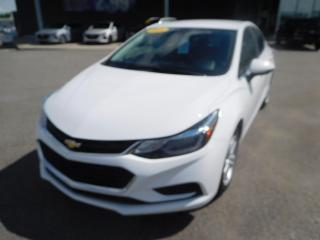 Used 2016 Chevrolet Cruze LT,A/C,BLUETOOTH,CAMÉRA,CRUISE,BANCS CHAUFFANTS for sale in Mirabel, QC