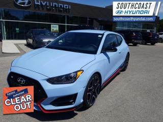 New 2020 Hyundai Veloster N Performance  - Heated Seats - $204 B/W for sale in Simcoe, ON