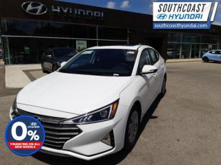 New 2020 Hyundai Elantra Preferred w/Sun & Safety Package IVT  - $140 B/W for sale in Simcoe, ON