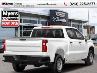 New 2020 Chevrolet Silverado 1500 RST for sale in Ottawa, ON