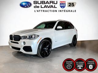 Used 2016 BMW X5 xDrive35i ** Cuir Toit Navigation ** for sale in Laval, QC