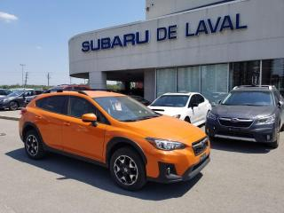 Used 2018 Subaru XV Crosstrek Touring for sale in Laval, QC