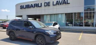 Used 2019 Subaru Forester Sport Eyesight for sale in Laval, QC
