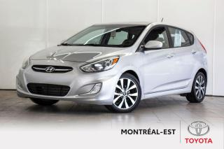 Used 2015 Hyundai Accent SE TOIT,MAGS for sale in Montréal, QC