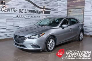 Used 2014 Mazda MAZDA3 GS-SKY,MAGS,GR/ÉLECT,A/C,CAM/REC for sale in Laval, QC