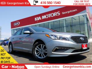 Used 2015 Hyundai Sonata GL | ONLY 115K KMS| BU CAM | BLUE TOOTH| PWR GROUP for sale in Georgetown, ON