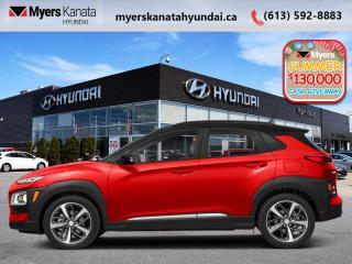 New 2020 Hyundai KONA 1.6T Trend AWD w/Two-Tone Roof  - $180 B/W for sale in Kanata, ON