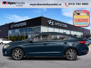 New 2020 Hyundai Elantra Ultimate  - $178 B/W for sale in Kanata, ON