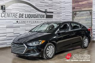 Used 2017 Hyundai Elantra LE+GR ELECTRIQUE+AIR for sale in Laval, QC