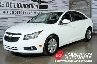 Used 2012 Chevrolet Cruze LT Turbo w/1SA for sale in Laval, QC