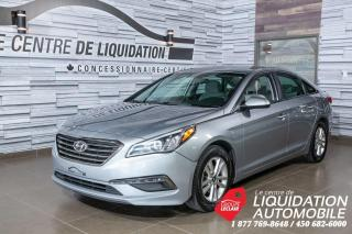 Used 2015 Hyundai Sonata 2.4L GL,MAGS,GR/ÉLECT,A/C,CAM/REC for sale in Laval, QC
