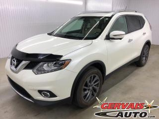 Used 2016 Nissan Rogue SL AWD Cuir GPS Toit Panoramique Mags for sale in Shawinigan, QC