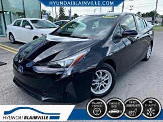 Used 2018 Toyota Prius CAMÉRA DE RECUL, ALERTE FRANCHISSEMENT D for sale in Blainville, QC