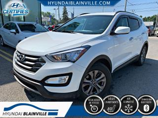 Used 2016 Hyundai Santa Fe Sport 2.4L DÉMAR DISTANCE, BLUETOOTH, BANCS CH for sale in Blainville, QC