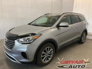 Used 2018 Hyundai Santa Fe XL Premium V6 AWD 7 Passagers Caméra Bluetooth Mags *Traction intégrale* for sale in Shawinigan, QC