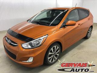 Used 2016 Hyundai Accent SE MAGS TOIT OUVRANT BLUETOOTH HATCHBACK *Transmission Automatique* for sale in Shawinigan, QC