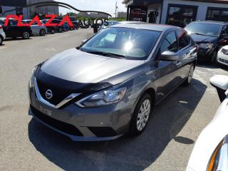 Used 2017 Nissan Sentra 4dr Sdn AUTOMATIQUE, S for sale in Beauport, QC