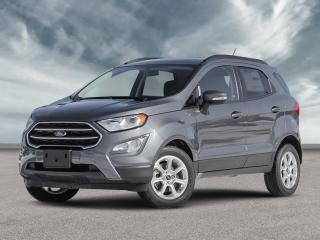 New 2020 Ford EcoSport SE for sale in New Hamburg, ON