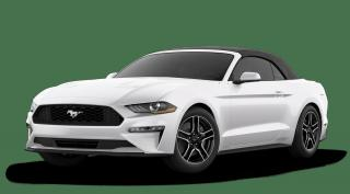 New 2020 Ford Mustang EcoBoost for sale in Thornhill, ON