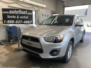 Used 2014 Mitsubishi RVR AWD 4dr CVT SE for sale in St-Raymond, QC