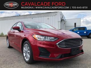 New 2020 Ford Fusion Hybrid Se for sale in Bracebridge, ON