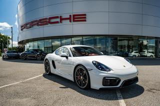 Used 2015 Porsche Cayman GTS PDK for sale in Langley City, BC