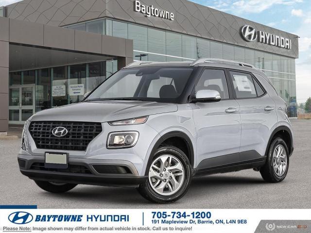 2020 Hyundai Venue FWD Preferred