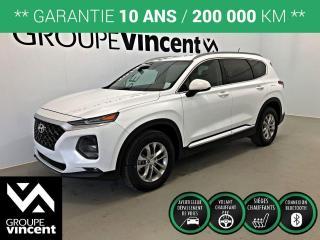 Used 2019 Hyundai Santa Fe ESSENTIAL ENS. SÉCURITÉ ** GARANTIE 10 ANS ** Liquidation 2019! for sale in Shawinigan, QC